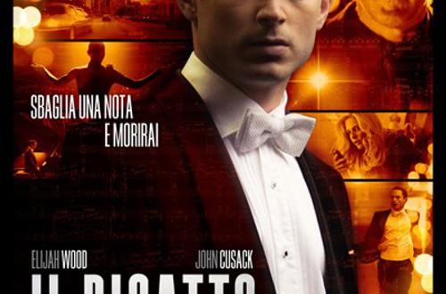 """Poster del film """"Il ricatto"""""""