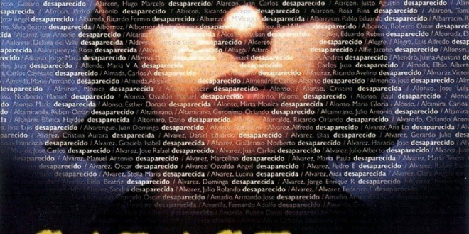 "Poster del film ""Garage Olimpo"""