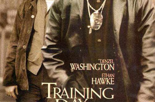 "Poster del film ""Training Day"""