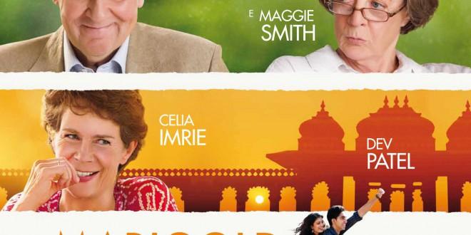 "Poster del film ""Marigold Hotel"""