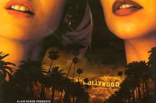 "Poster del film ""Mulholland Drive"""