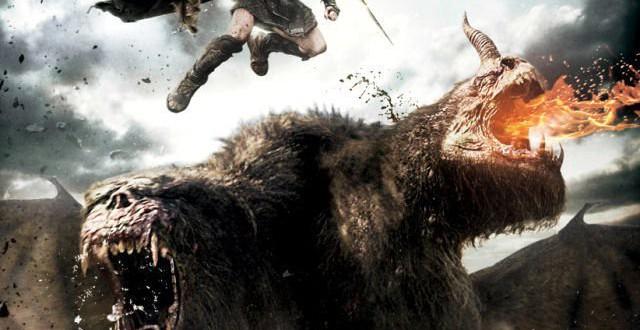 """Poster del film """"La furia dei titani"""""""