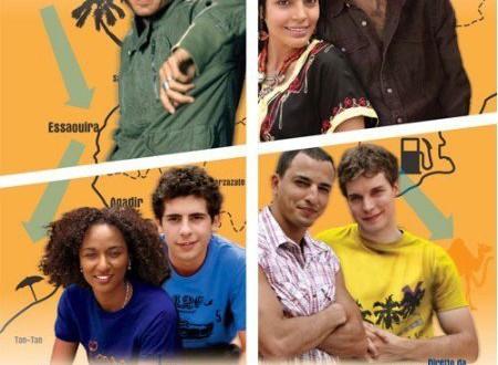 """Poster del film """"Last Minute Marocco"""""""