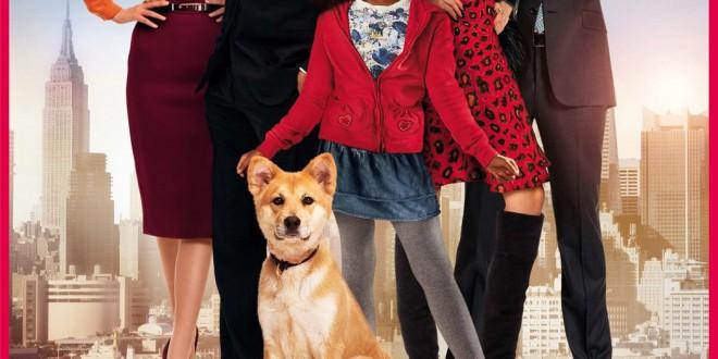 """Poster for the movie """"Annie - La felicità è contagiosa"""""""