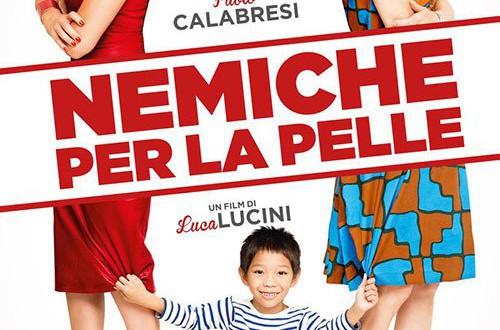 """Poster del film """"Nemiche per la pelle"""""""