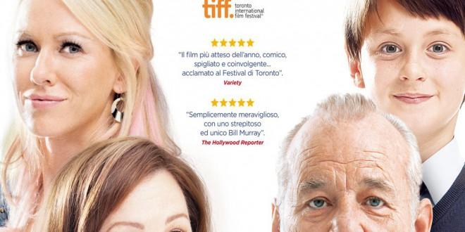 "Poster del film ""St. Vincent"""
