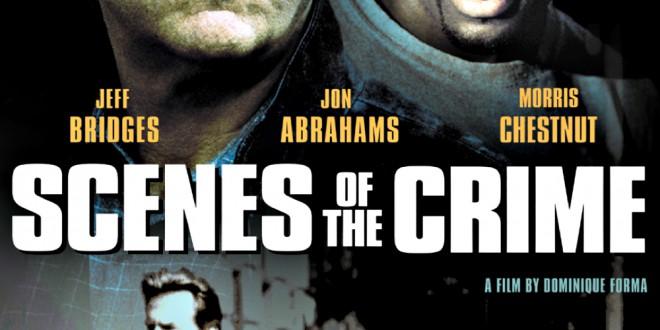 """Poster del film """"Scene da un crimine"""""""
