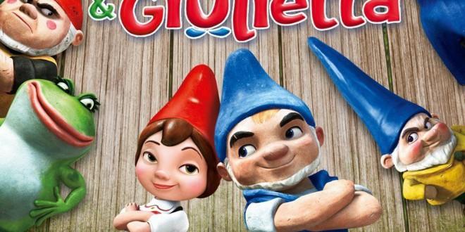 """Poster del film """"Gnomeo & Giulietta"""""""