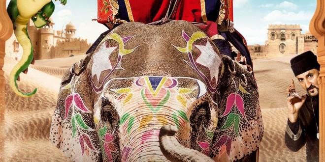 """Poster del film """"Maga Martina 2 - Viaggio in India"""""""