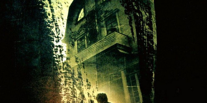 "Poster for the movie ""Amityville Horror"""