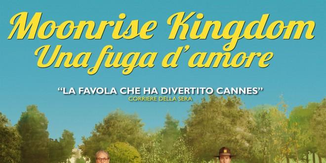 """Poster del film """"Moonrise Kingdom - Una fuga d'amore"""""""
