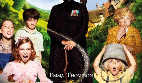 """Poster del film """"Tata Matilda e il grande botto"""""""