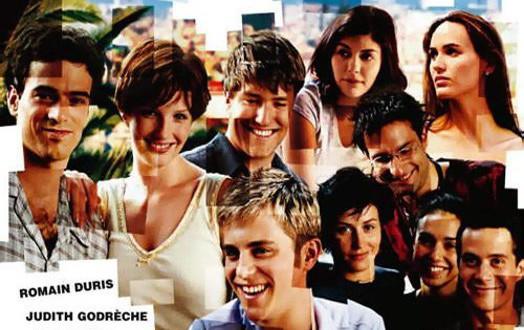 """Poster del film """"L'appartamento spagnolo"""""""