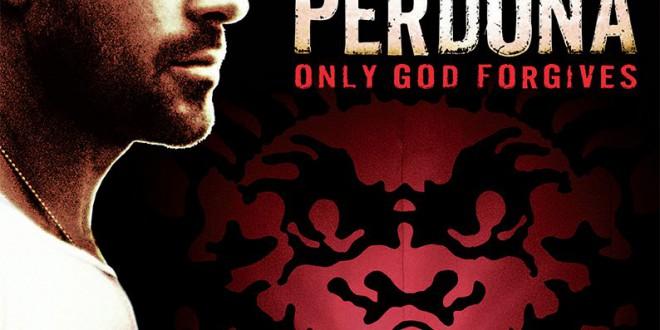 """Poster del film """"Solo Dio perdona"""""""