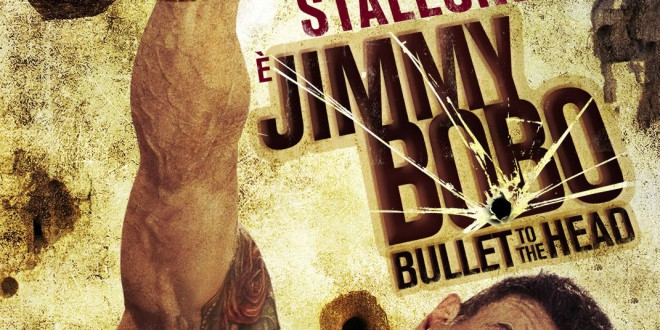 "Poster del film ""Jimmy Bobo - Bullet to the Head"""