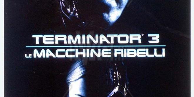 """Poster del film """"Terminator 3 - Le macchine ribelli"""""""