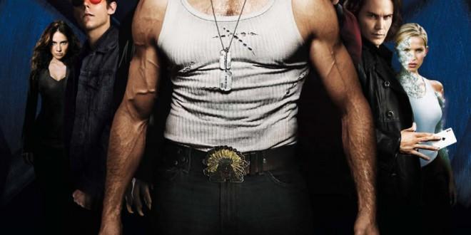 """Poster del film """"X-Men: le origini - Wolverine"""""""