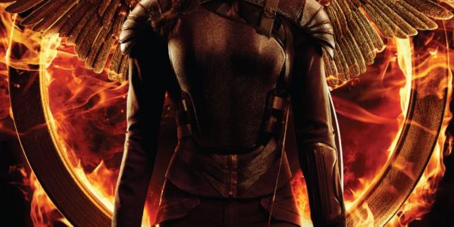 """Poster del film """"Hunger Games: Il canto della rivolta - Parte I"""""""