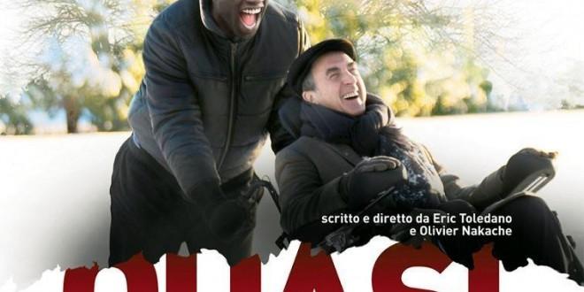 """Poster del film """"Quasi amici - Intouchables"""""""