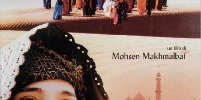 """Poster del film """"Viaggio a Kandahar"""""""