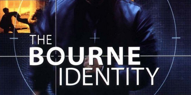 "Poster del film ""The Bourne Identity"""