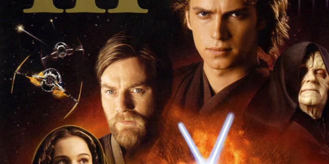 """Poster del film """"Star Wars: Episodio III - La vendetta dei Sith"""""""