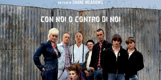 "Poster del film ""This is England"""