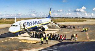 Ryanair investirà in Italia 1 miliardo dollari