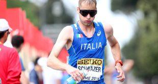 Roma 08/05/2016 Iaaf World Race Walking Team  Championships  50 km- Coppa del Mondo di Marcia - foto di Giancarlo Colombo/ A.G.Giancarlo Colombo