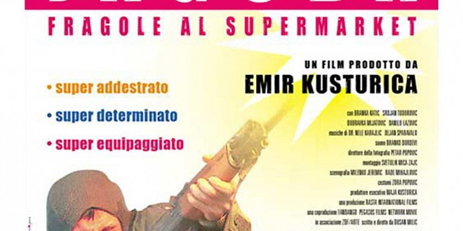 "Poster del film ""Jagoda: Fragole al supermarket"""