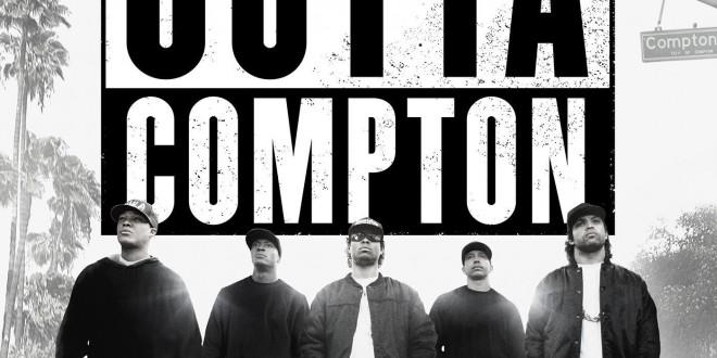 """Poster del film """"Straight Outta Compton"""""""