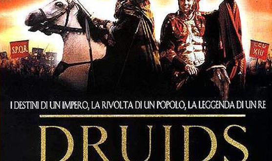 """Poster del film """"Druids - La rivolta"""""""