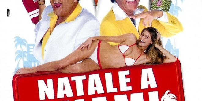 """Poster del film """"Natale A Miami"""""""