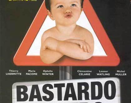"""Poster for the movie """"Bastardo dentro"""""""