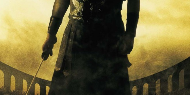 """Poster del film """"Il gladiatore"""""""