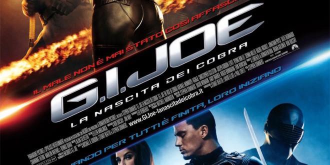 "Poster del film ""G.I. Joe - La nascita dei Cobra"""