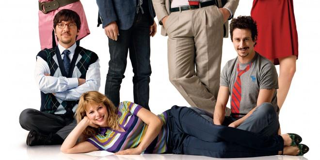 "Poster del film ""Immaturi"""
