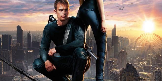 """Poster del film """"Divergent"""""""