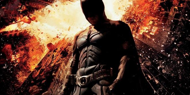"""Poster del film """"Il cavaliere oscuro - Il ritorno"""""""