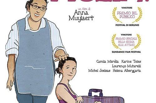 """Poster del film """"È arrivata mia figlia!"""""""