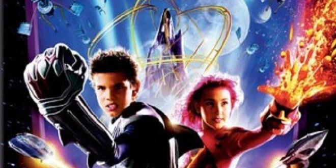 """Poster del film """"Le avventure di Sharkboy e Lavagirl in 3D"""""""