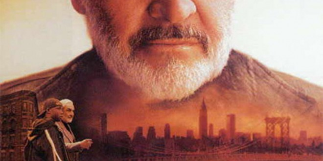 "Poster del film ""Scoprendo Forrester"""