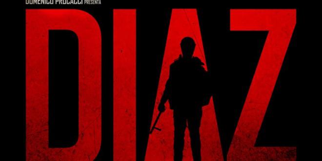 """Poster del film """"Diaz"""""""