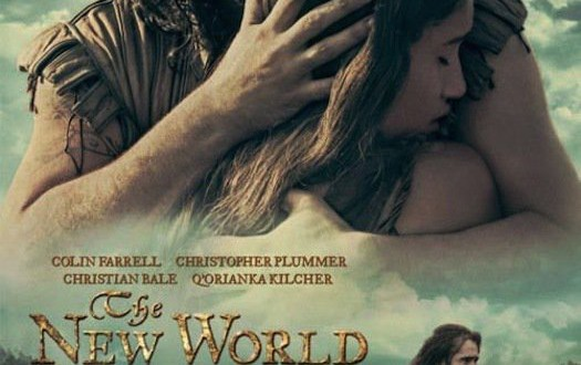 "Poster del film ""The New World - Il nuovo mondo"""