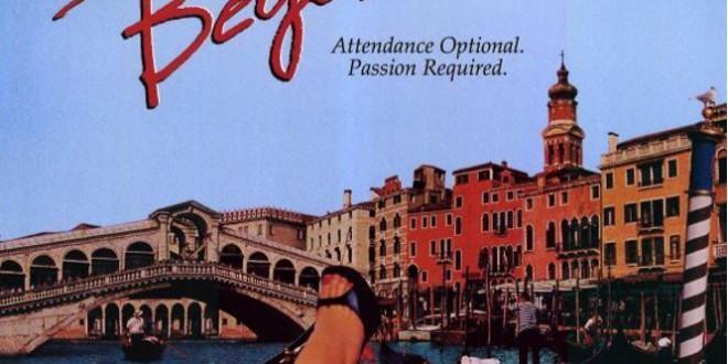 """Poster del film """"Italiano per principianti"""""""