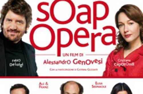 "Poster del film ""Soap Opera"""