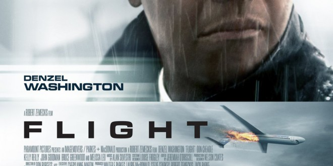 "Poster del film ""Flight"""