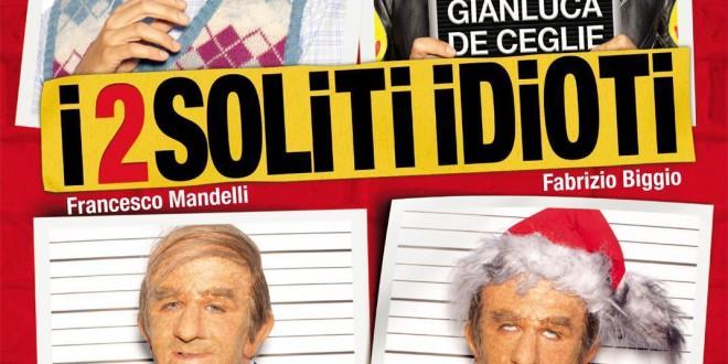 "Poster del film ""I 2 soliti idioti"""