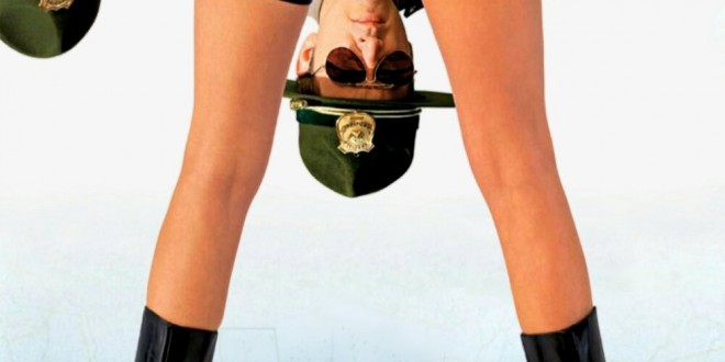 "Poster del film ""Super Troopers"""