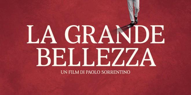 """Poster del film """"La grande bellezza"""""""